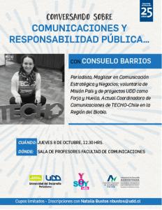 Conversando sobre Comunicaciones y Responsabilidad Pública