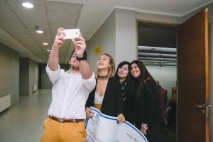Selfie ganadores