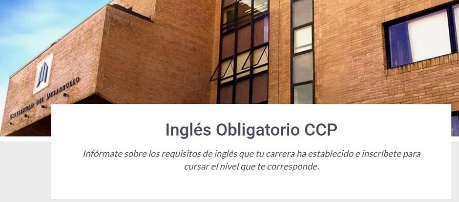 Banner inglés obligatorio