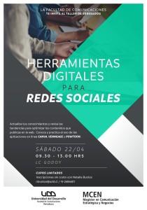 Taller de egresados _Herramientas digitales para redes sociales