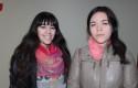 Camila Gutiérrez y Bárbara Arismendi