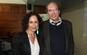 Alejandra Gouët y Luis Prados