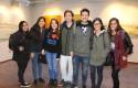 Cristina Valdés, Francisca Sanhueza, Alejandra Letelier, Felipe Arriagada, Javier Louit, Carla Anconetani y Katerina Vargas