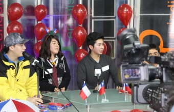 Estudiantes participaron del Taller
