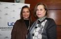 Pamela Rivero y Sonia Mendoza