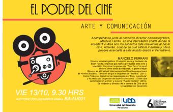 TALLER EL PODER DEL CINE: ARTE Y COMUNICACIÓN