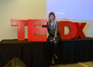 TED 2, Cata Cabrera