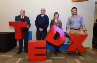 """""""Pasión por emprender"""": TEDxUDD Salón en Concepción"""