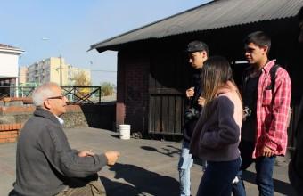 ¡Rumbo a lota!: Estudiantes de primer año conocen en terreno el fotoperiodismo