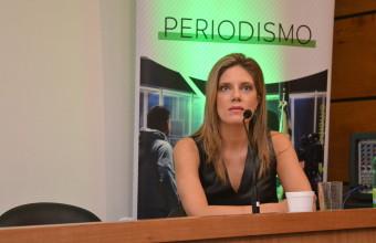 Mónica Rincón inauguró el año académico de Periodismo UDD Concepción