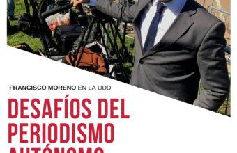 FRANCISCO MORENO EN LA UDD