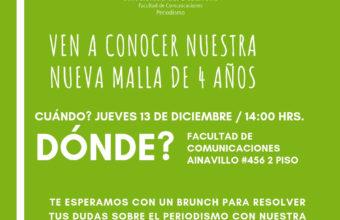 CONOCE NUESTRA NUEVA MALLA DE CUATRO AÑOS