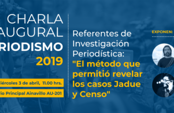 Charla Inaugural Año Académico 2019