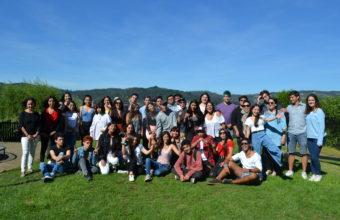 Periodismo dio la bienvenida a sus alumnos nuevos
