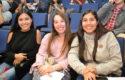 Carla Anconetani, Alejandra Letelier y Francisca Sanhueza