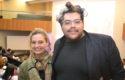 Sofía Sutter y Patricio Velásquez