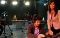 Estudio de Televisión, Santiago