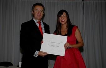 Ceremonia de Titulación de alumnos de Periodismo