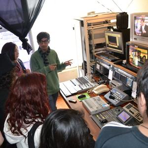 Sala de Control de Canal 13