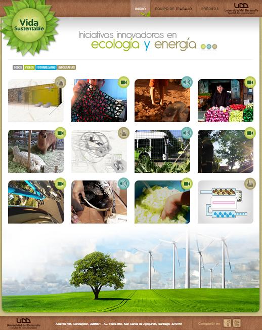 Vida sustentable
