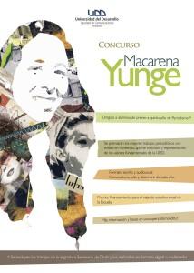 CONCURSO MACARENA YUNGE FINAL
