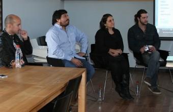 "Periodismo UDD presenta proyecto multimedia ""Santiago Imperdible"""