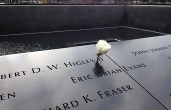 Una conmovedora visita al 9/11 Memorial