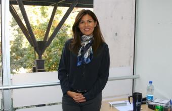 Karim Gálvez lanzará libro con la obra periodística de Marta Brunet