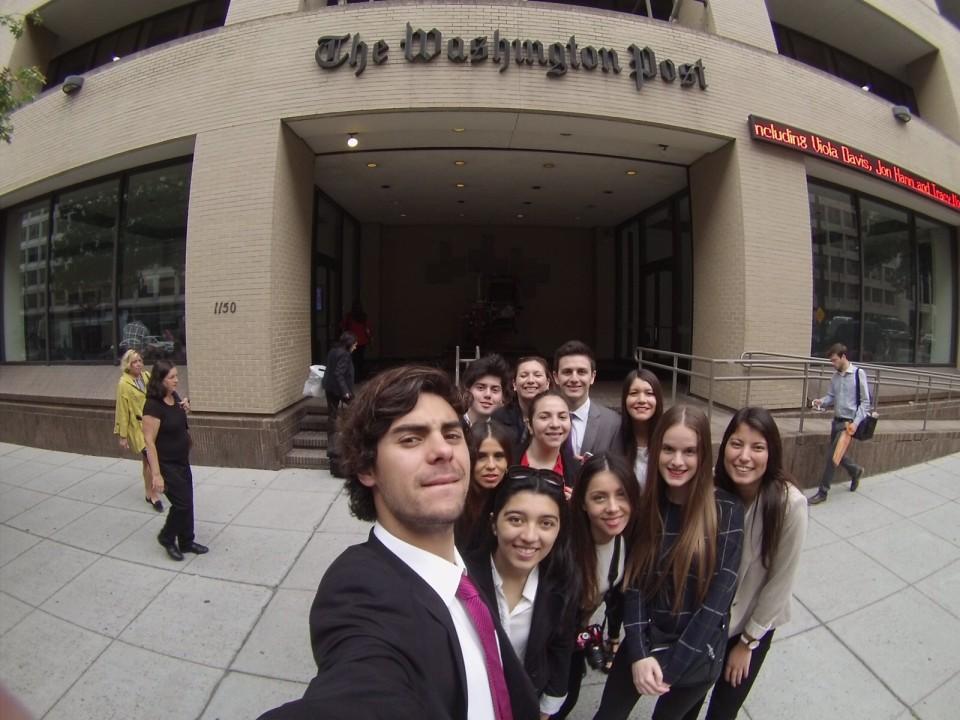 Nuestros alumnos en los medios
