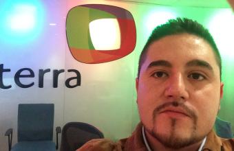 Periodista UDD de exportación: Danny Schuler habla de su paso por Terra México