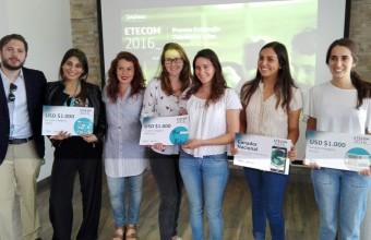 Periodismo UDD nuevamente brilla en premios ETECOM