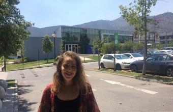 Periodista UDD relata su experiencia en Enseña Chile