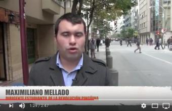Global Trends: Alumnas de Periodismo UDD realizan reportaje sobre Movimientos Sociales en Chile