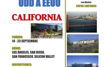 Pasantía en EEUU: abiertas las inscripciones para reportear en California