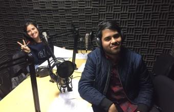 Radio UDD: Estudiantes volvieron al estudio de grabación
