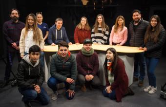 Estudiantes con una firme vocación disfrutaron de Periodismo UDD