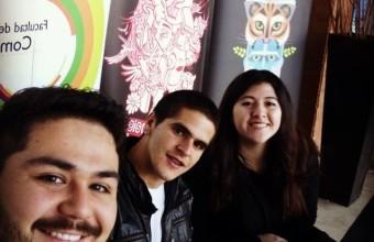Periodismo UDD en Encuentro Vocacional EVOCA 2017