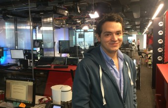 Por segundo año Matías Sánchez es finalista del Premio Periodismo de Excelencia UAH