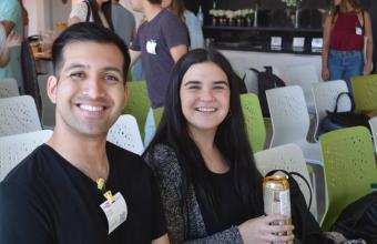 Alumnos de Periodismo de la UDD visitan Google en Chile