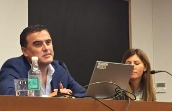 Ramón Ulloa inauguró Año Académico en Periodismo UDD: