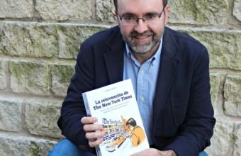 """Autor del libro """"La reinvención del New York Times"""