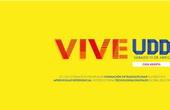 Vive UDD: Experimenta el periodismo en nuestros estudios de TV HD y de Radio