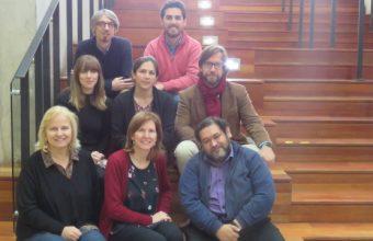 Profesores de Periodismo UDD se reúnen con importantes investigadores