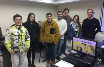 Taller de Periodismo Digital: jóvenes llegaron con sus aficiones y se fueron con blogs