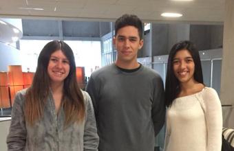 Los aprendizajes de tres alumnos de Periodismo UDD tras intercambio en Suiza