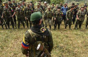 Las FARC y la situación política en Colombia