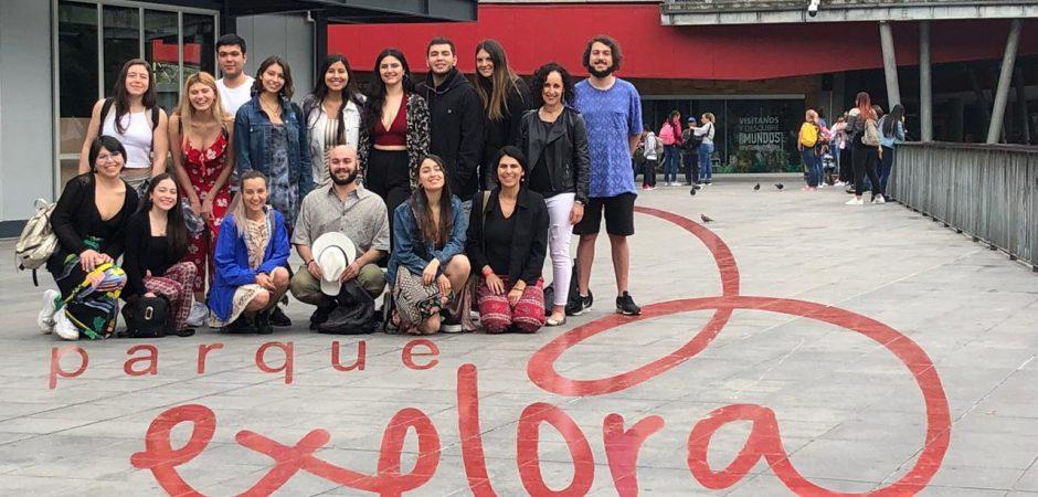 Periodismo UDD en el Festival Gabo