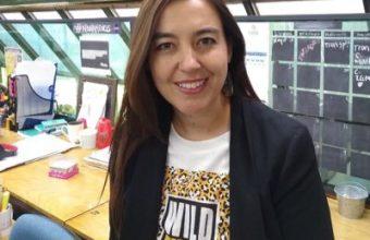 """Cecilia Derpich: """"Anhelo que los alumnos cuenten con herramientas de investigación para su vida periodística"""""""