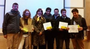 Grupo ganador, campaña para marca Rockazis
