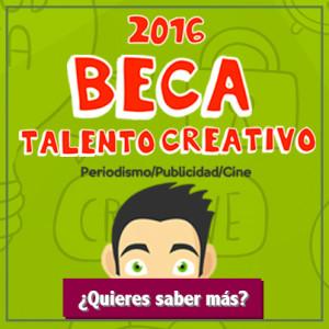 Banner Beca Talento